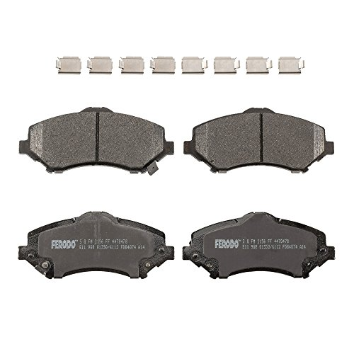 Ferodo-FDB4074-Premier-Kit-Pastiglie-Freno-Freno-A-Disco-confezione-4-pezzi