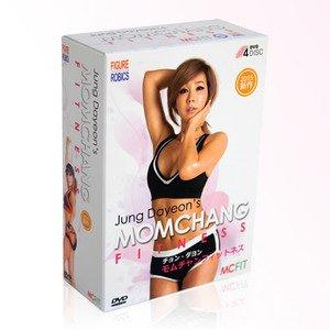 チョンダヨン モムチャンフィットネス 2015年版!DVD4枚組