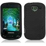 Aimo Wireless SAMU380PCPA001 Hybrid Armor Cheeze Case for Samsung Brightside U380 - Retail Packaging - Black