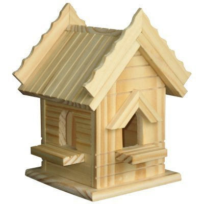 CraftKitsAndSupplies 10090 Fancy Bird House