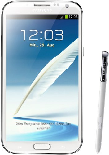 Samsung Galaxy Note 2 N7100 (16 GB, weiß)