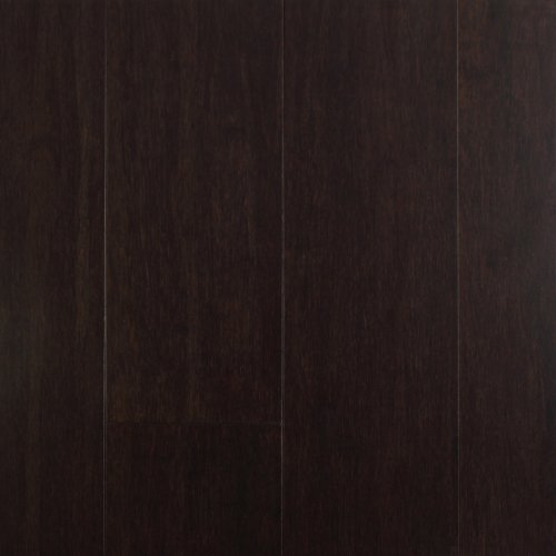 Engineered 3-ply Strand Woven Bamboo Hardwood Flooring - Chocolate