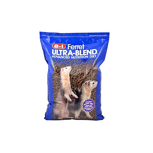 8 In 1 Pet Products Ferret Ultra Blend Diet 20Lb