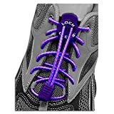 Lock Laces Elastic Shoelace and Fastening System