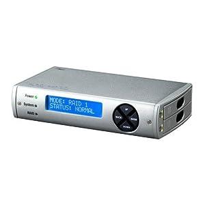 Toughtech Duo Qr 2X500GB Hfs+
