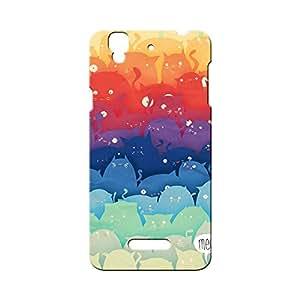 G-STAR Designer Printed Back case cover for Micromax Yu Yureka - G5443