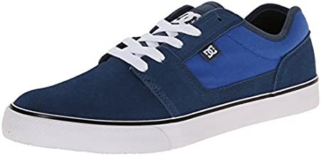 DC Shoes Tonik, Baskets mode homme - Bleu (Blue/Blue/White),  46 EU