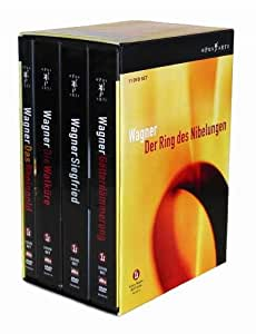 Wagner - Der Ring des Nibelungen / Bertrand de Billy, Harry Kupfer, Barcelona Opera