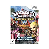 echange, troc Wonder World Amusement Park (Wii) [import anglais]