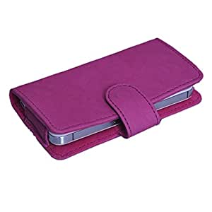 StylE ViSioN Pu Leather Pouch for Lava 3G 412