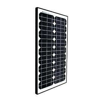 Goliath® 30 Watt 30W Solar Panel Module 12V Battery Charging