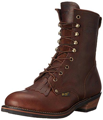 AdTec Men's 9 Inch Steel Toe Packer Boot