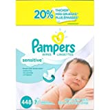 Pampers Sensitive Wipes 21x Box (1344 Count) , Pampers -0hse