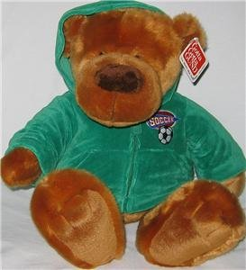 Gund All Stars Soccer Bear – Dressed in Green Hoodie by GUND jetzt bestellen
