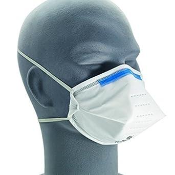10x FFP3 Respirator Face Mask, CE marked & BS EN149:2001 ...