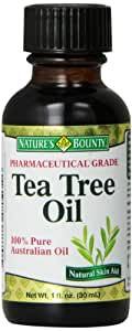 Nature's Bounty Natural Tea Tree Oil, 1 Ounce