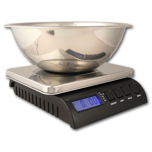 Digital food scale reviews best price digital food scale for Professional food scale