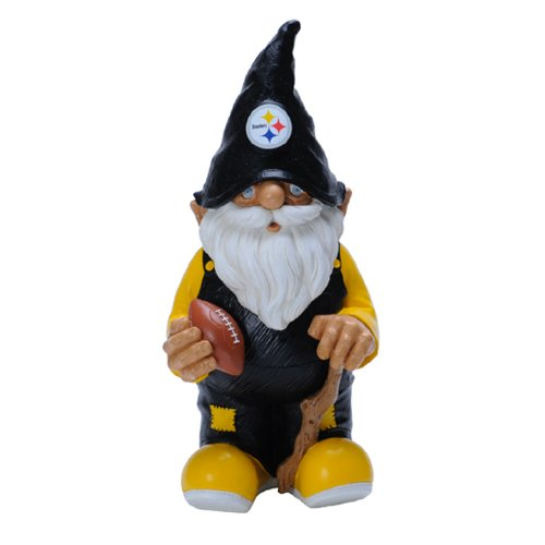 NFL Pittsburgh Steelers Garden Gnome