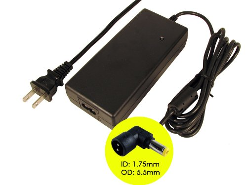 90 Watt Texas Instruments Extensa 616CDS AC Power Adapter
