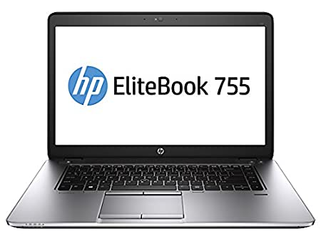 "HP EliteBook 755 G2 - 15.6"" - série A A8-7150B - Mise à niveau inférieure Windows 7 Pro 64 bits / Windows 8.1..."
