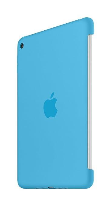 Apple iPad mini 4 Silikon Case bleue MLD32ZM/A