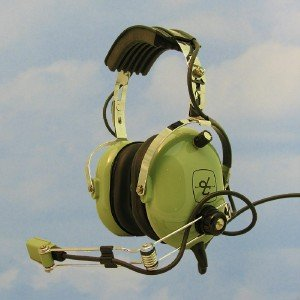 David Clark Aviation Headset, H10-40