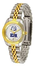 Connecticut Huskies - UConn Suntime Ladies Executive Watch - NCAA College Athletics