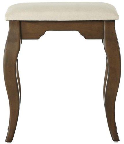 Oak Bedroom Vanity front-1077524