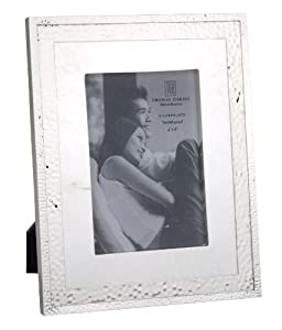 Thomas O'Brien by Reed & Barton Landon 4 by 6 Silver Plated Picture Frame