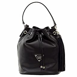 GUESS Thompson Drawstring Bucket Bag