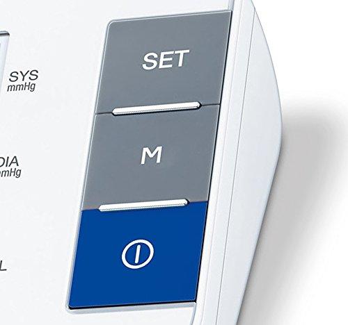 Sanitas SBM 38 Oberarm Blutdruckmessgerät - 7