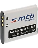Batterie Li-90b pour Olympus Stylus SH-50, XZ-2 /Tough TG-1, TG-2
