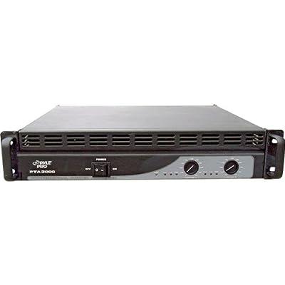 3000-Watt Rack Mount Professional Power Amplifier by Pyle