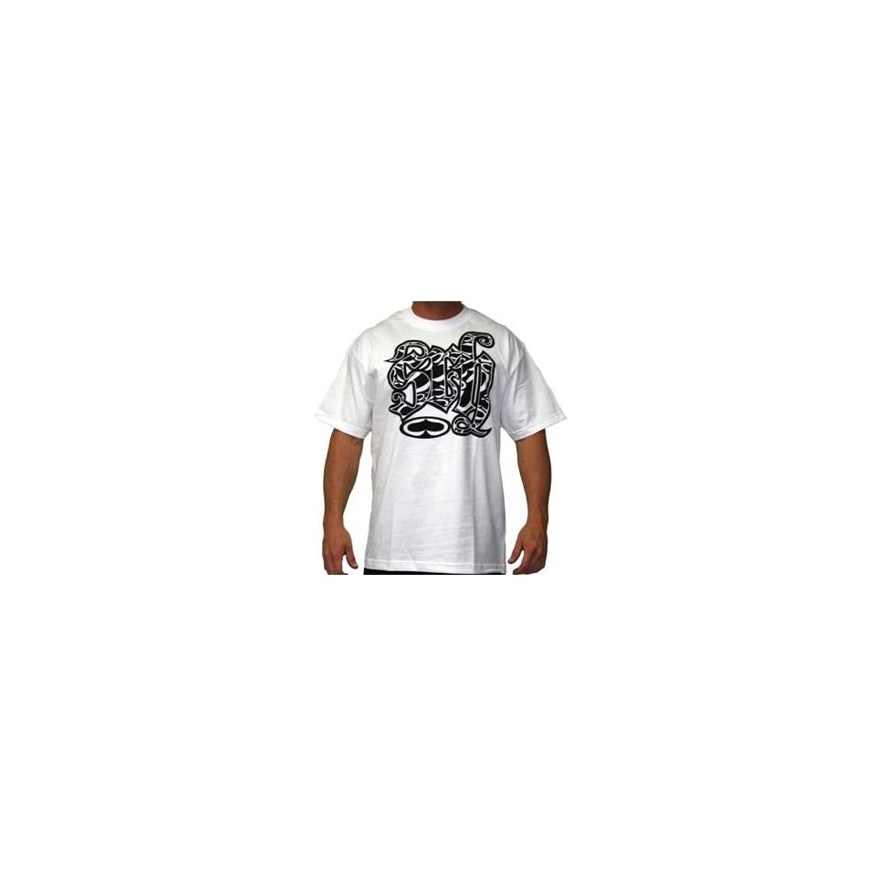 SRH Spade Collage T Shirt   2X Large/White
