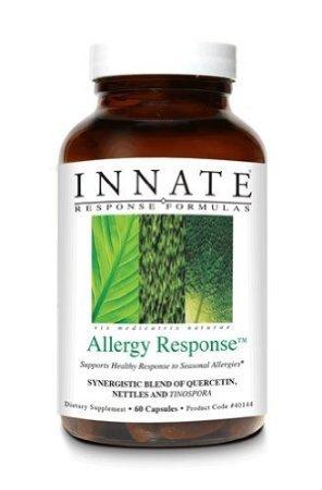 Innate Allergy Response 60 Capsules front-999696