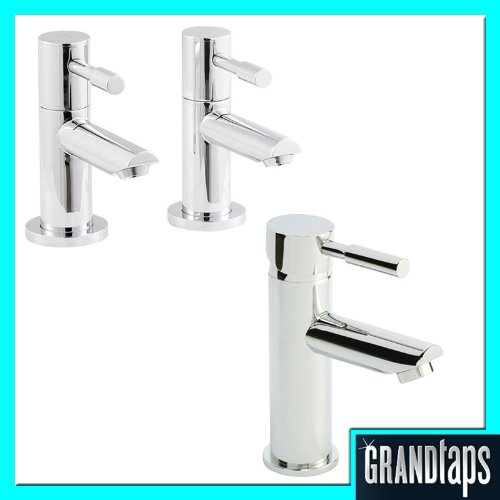Bathroom Bath Taps And A Basin Mixer Tap From Grand Taps (RND 4K)