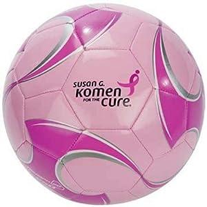 Brine Triumph 250 Susan G. Komen Soccer Ball (Size 3)