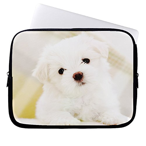hugpillows-laptop-sleeve-bag-cute-white-dog-animal-notebook-sleeve-cases-with-zipper-for-macbook-air