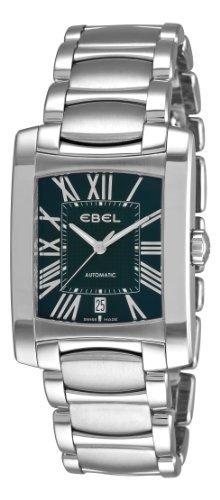 Ebel Men's 9120M41/52500 Brasilia Black Roman Numeral Dial Watch