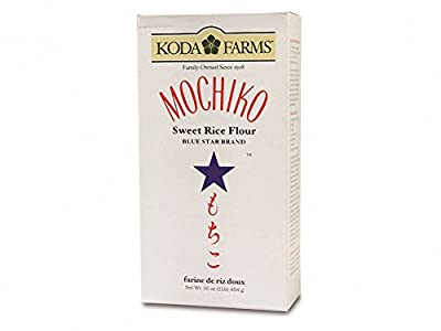 Mochiko (Sweet Rice Flour) - 16oz [Pack of 1]