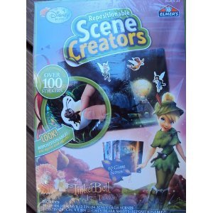 Disney Fairies Repositionable Scene Creators - 1