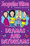 Jacqueline Wilson Jacqueline Wilson 8 Book Dramas and Daydreams Collection: The Suitcase Kid, The Mum-Minder, The Worry Website, Clean Break, Cookie, Best Friends, The Bed and Breakfast Star, The Story of Tracy Beaker