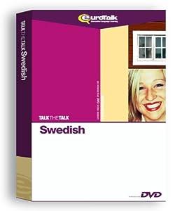EuroTalk Interactive - Talk The Talk! Swedish; an interactive language learning DVD for teens