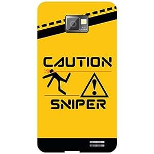 Samsung I9100 Galaxy S2 - Sniper Phone Cover