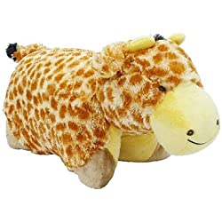 My Pillow Pets Giraffe - Large (Yellow And Tan)