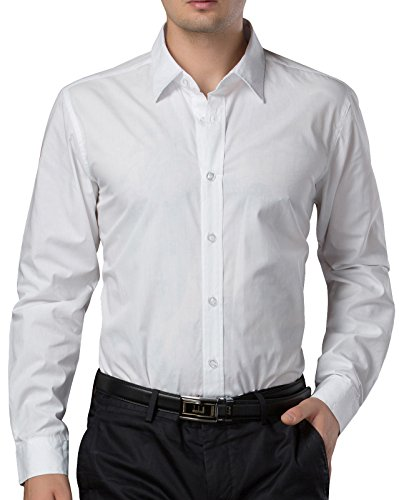 white-button-down-shirts-for-men-big-and-tall-wrinkle-free-casual-smooth-xl-kl-2
