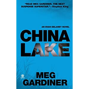 China Lake - Meg Gardiner