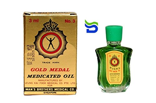 Gold Medal 3ml