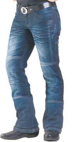 Drayco Drift Riding Ladies Jeans , Gender: Womens, Primary Color: Blue, Size: 10, Distinct Name: Blue Denim, Apparel Material: Textile DKDR14 US10