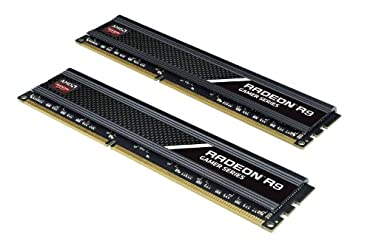 AMD Radeon Memory G9 Gamer Series DDR3-2400 4GB*2枚 R938G2401U1K